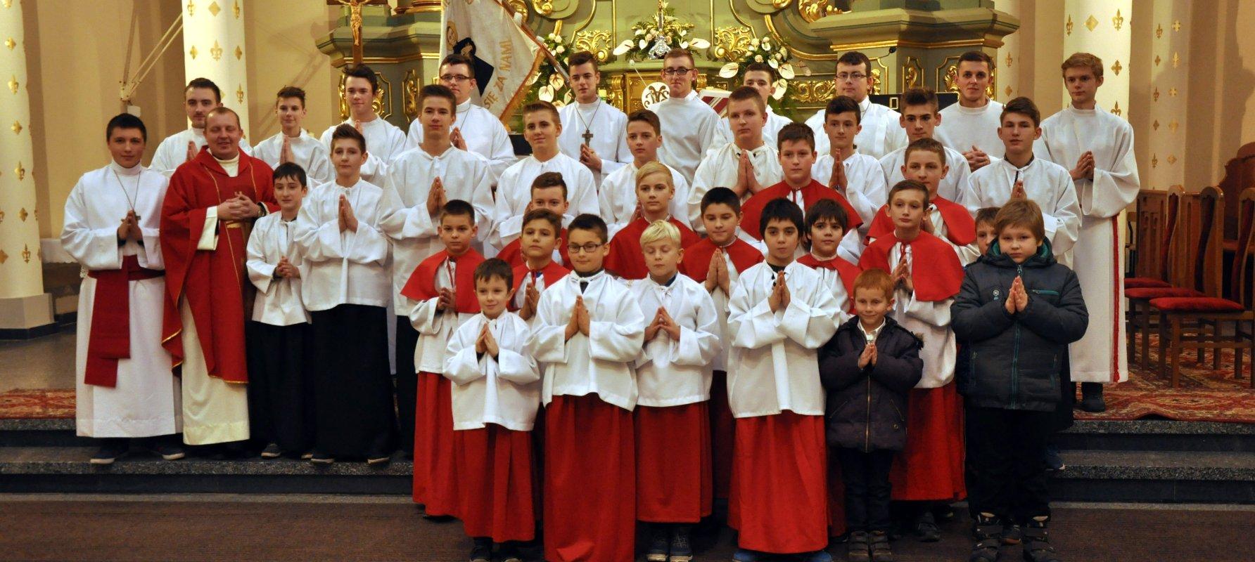 Uroczystość św.Tarsycjusza